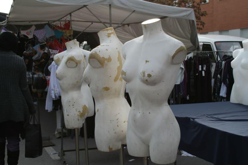 Mercado semanal de Canovelles 3