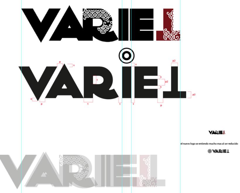 Logo VARIET 5