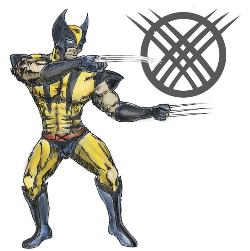 Ilustraciones Marvel 3