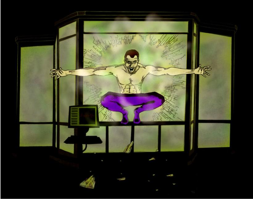 Ilustraciones Marvel 5