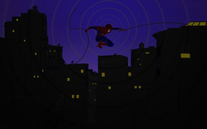 Ilustraciones Marvel 2