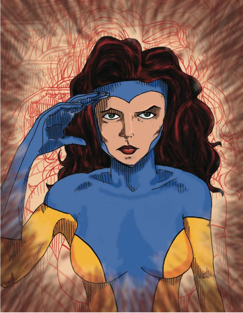 Ilustraciones Marvel 4