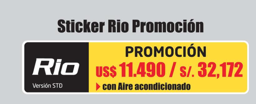 Promoción Espectacular Rio 2011 6
