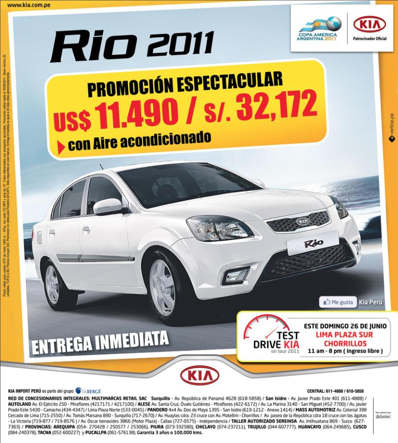 Promoción Espectacular Rio 2011 4