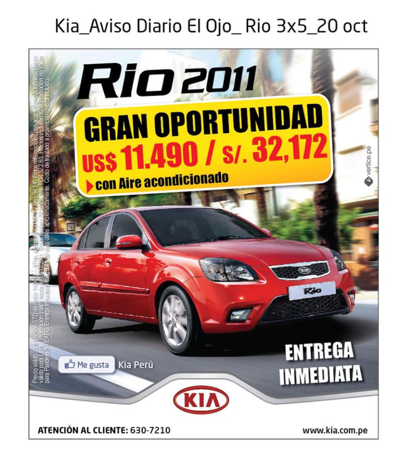 Promoción Espectacular Rio 2011 2