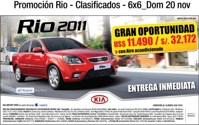 Promoción Espectacular Rio 2011 1