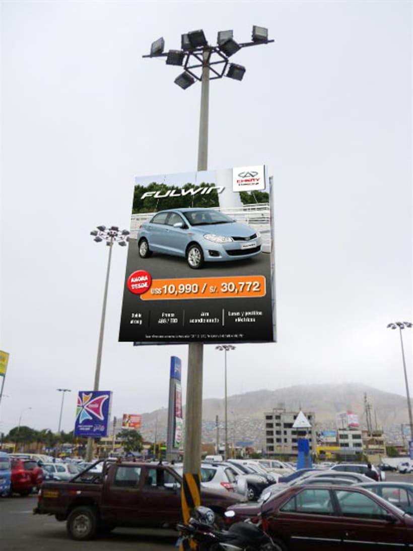 Chery - Banners tiendas 2