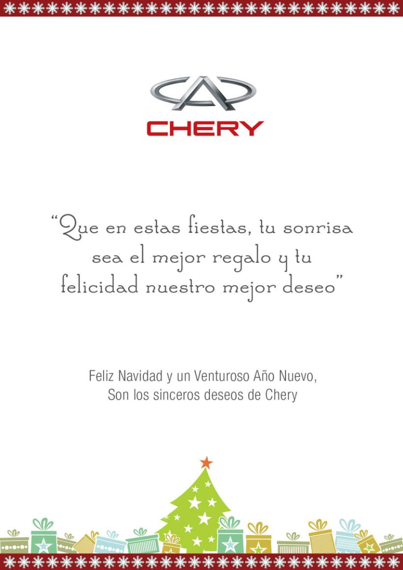 Chery - Mailings 2