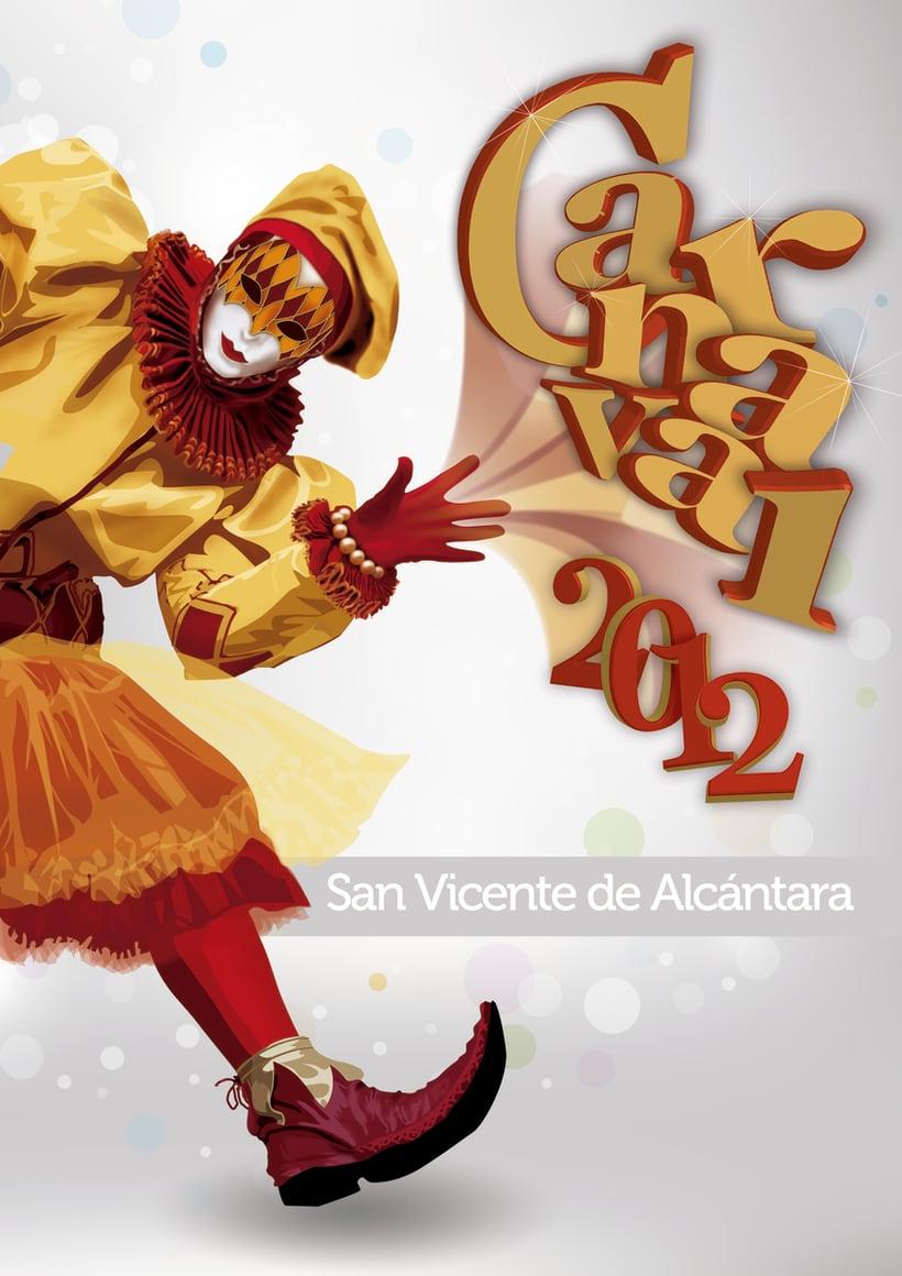 Cartel Carnaval 2012  1