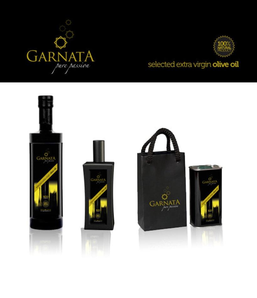 Packaging Garnata 1