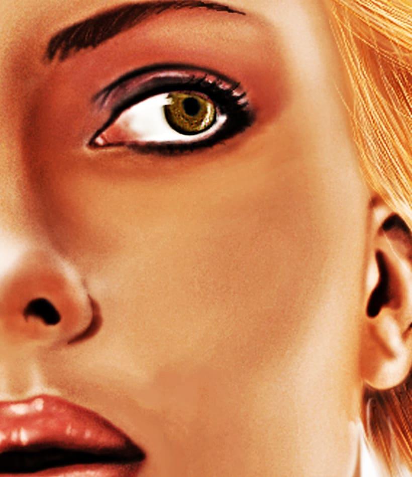 Retrato Scarlett 2