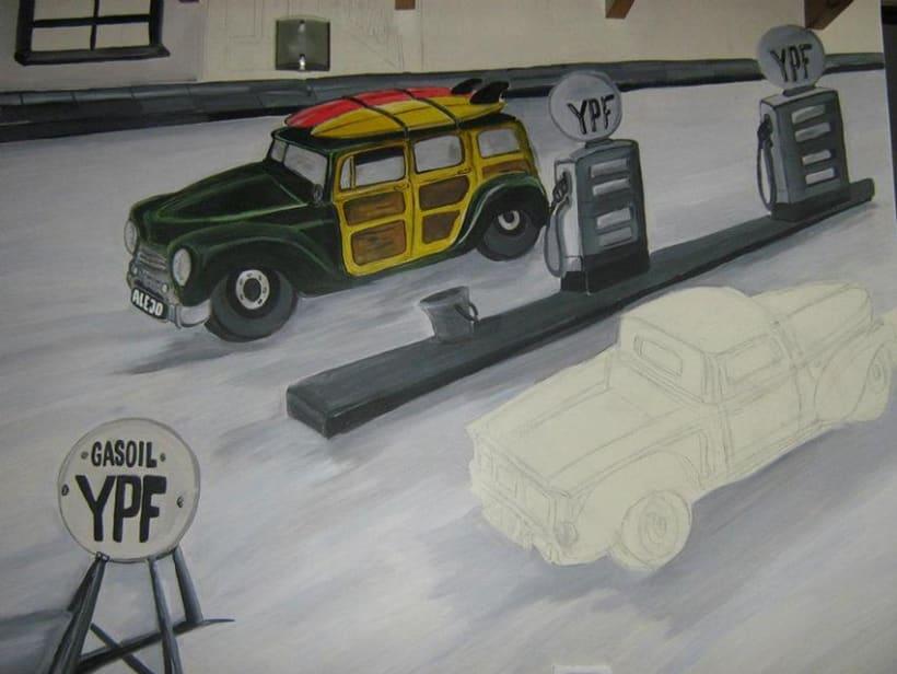 Mural 3x4  6