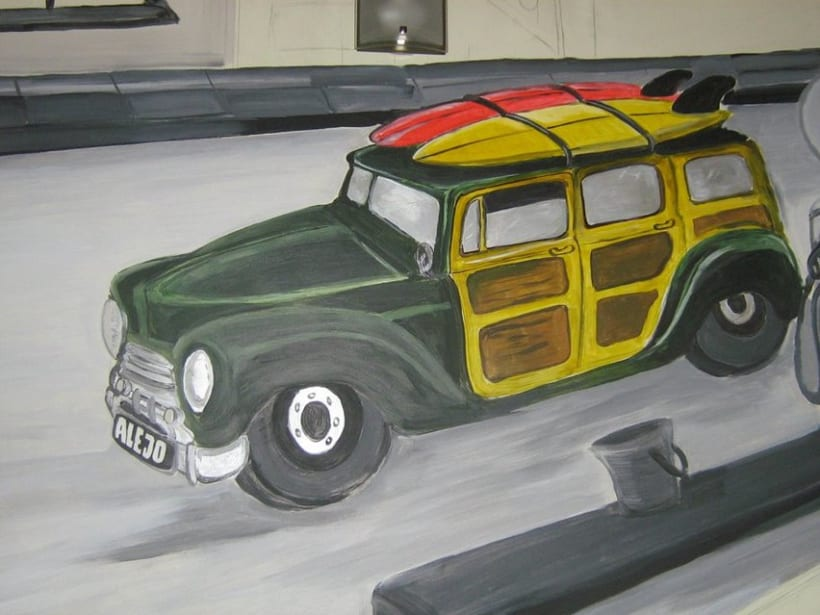 Mural 3x4  5