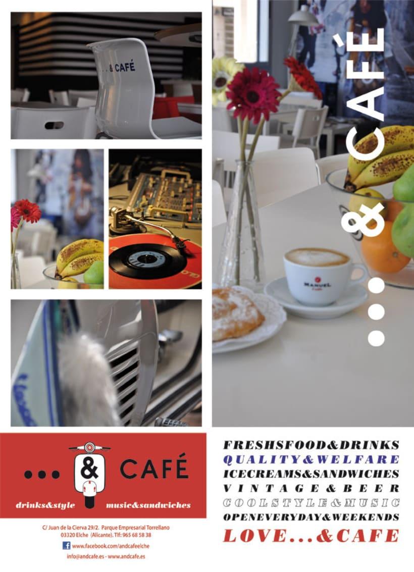 ...&CAFÉ 2