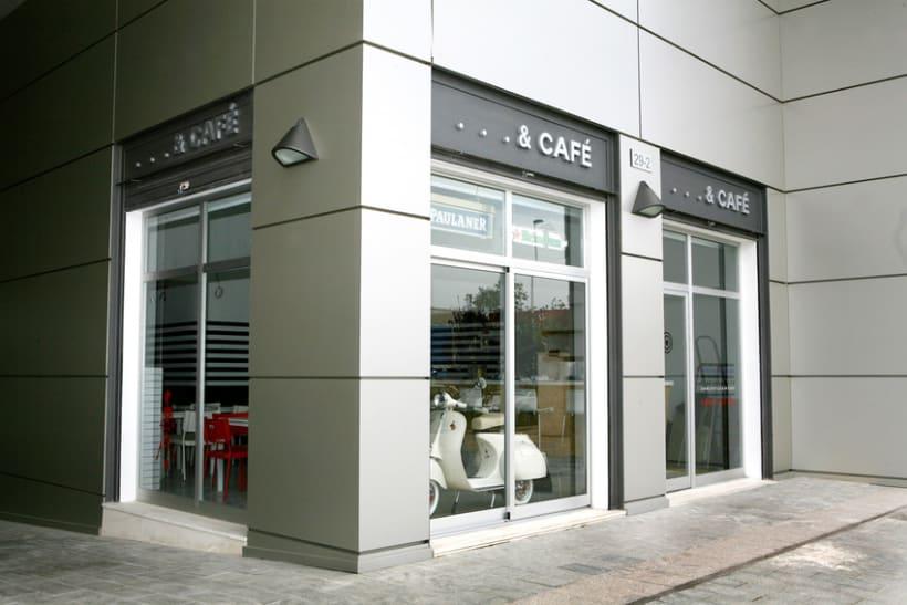 ...&CAFÉ 7