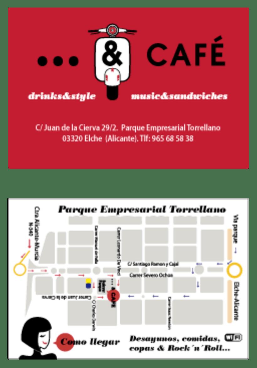 ...&CAFÉ 4