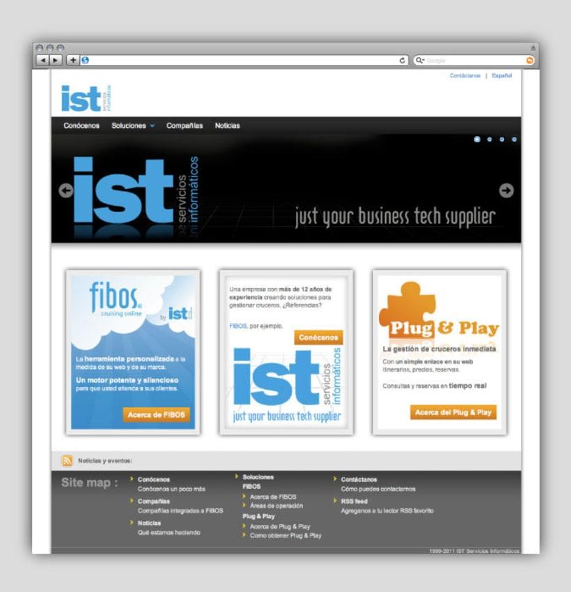 IST Servicios Informáticos 1