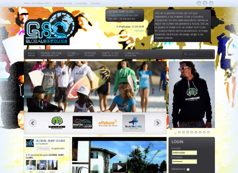 Global Surf Clubs  1