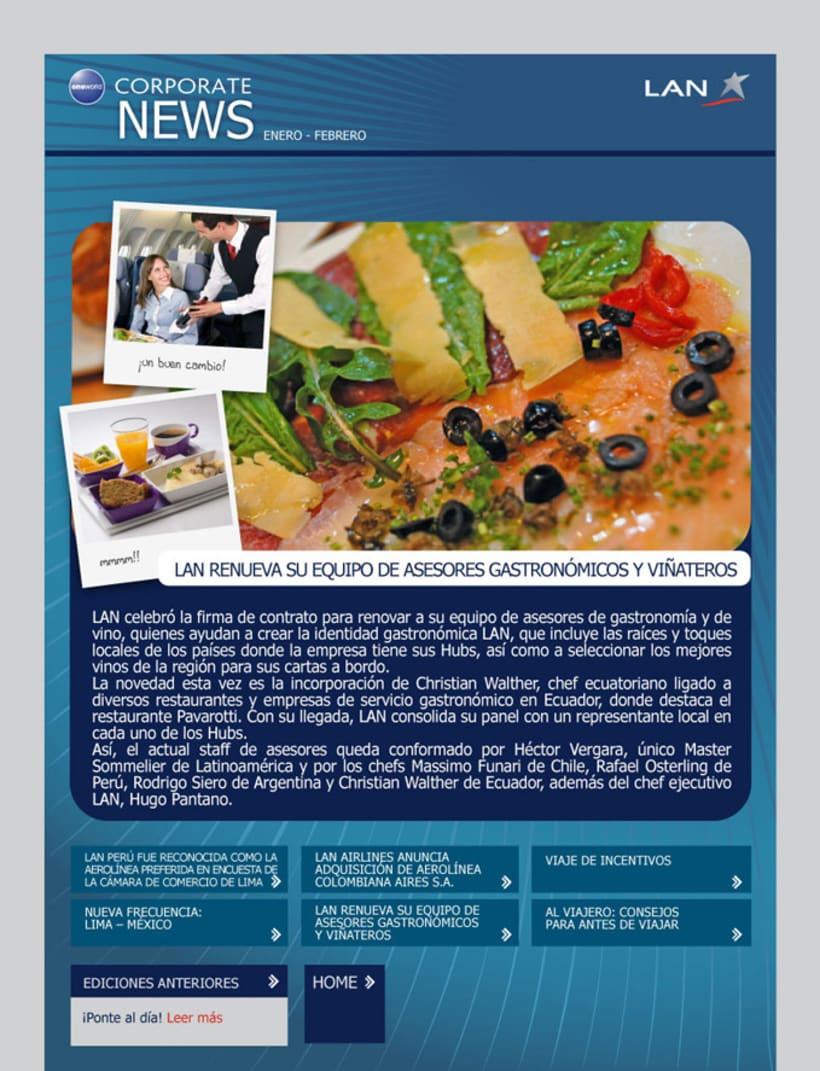 Campañas publicitarias | LAN Perú 6