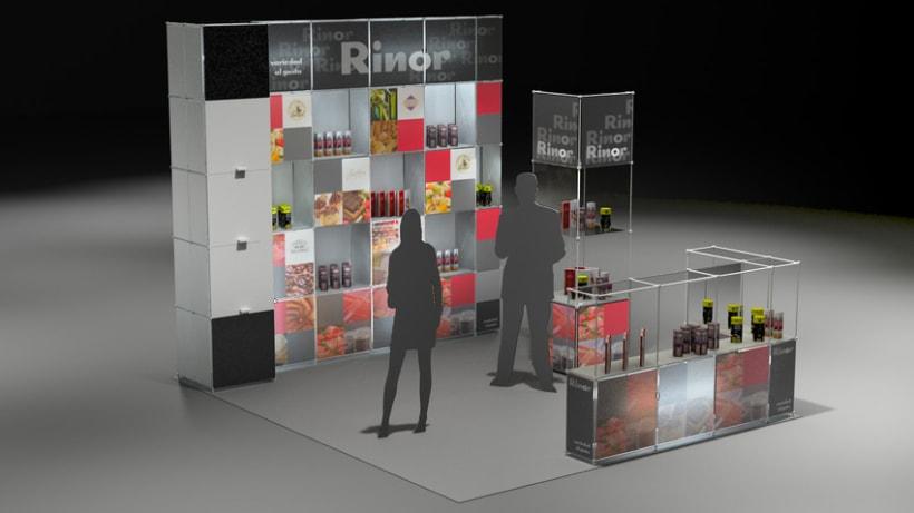 Stand 3d Rinor 2