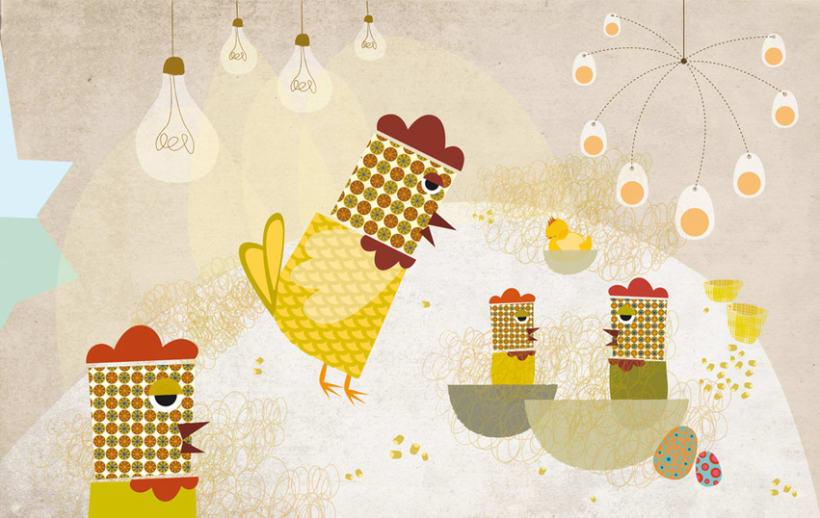 Familia Pollo 3