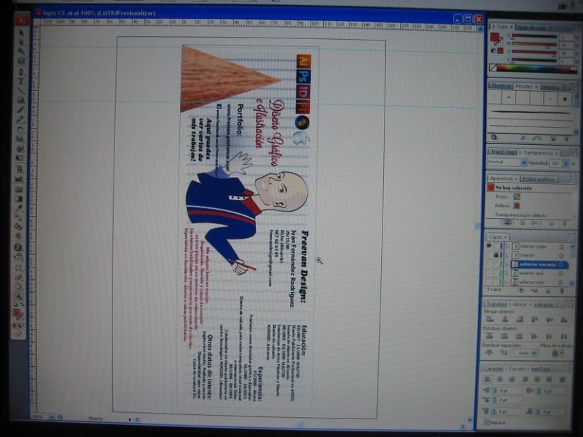 CV lápiz 2
