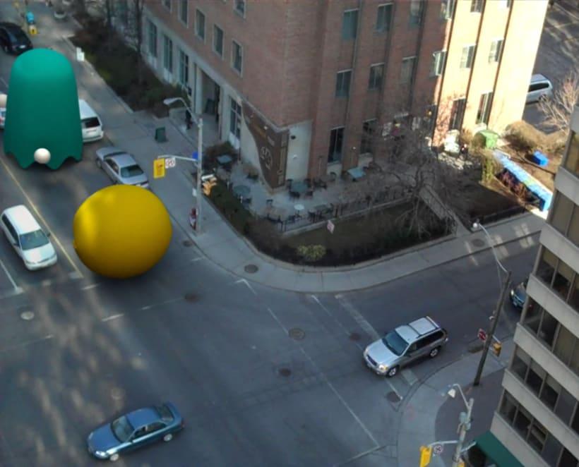 Pacman in Toronto 2