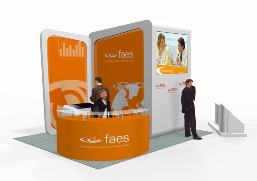 FAES STAND 2