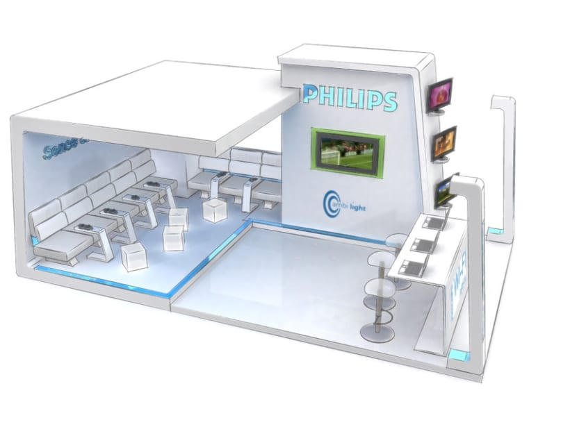 PHILIPS STAND 01 1