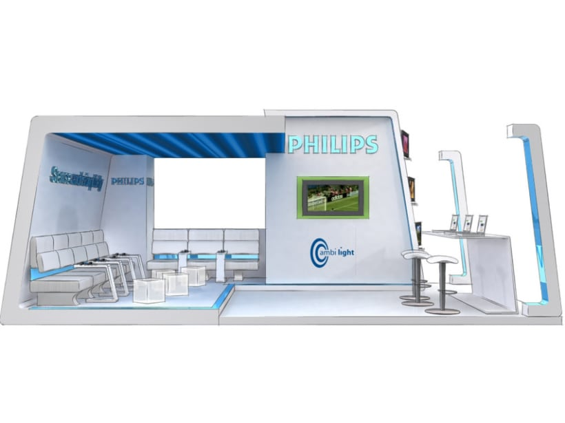 PHILIPS STAND 01 2