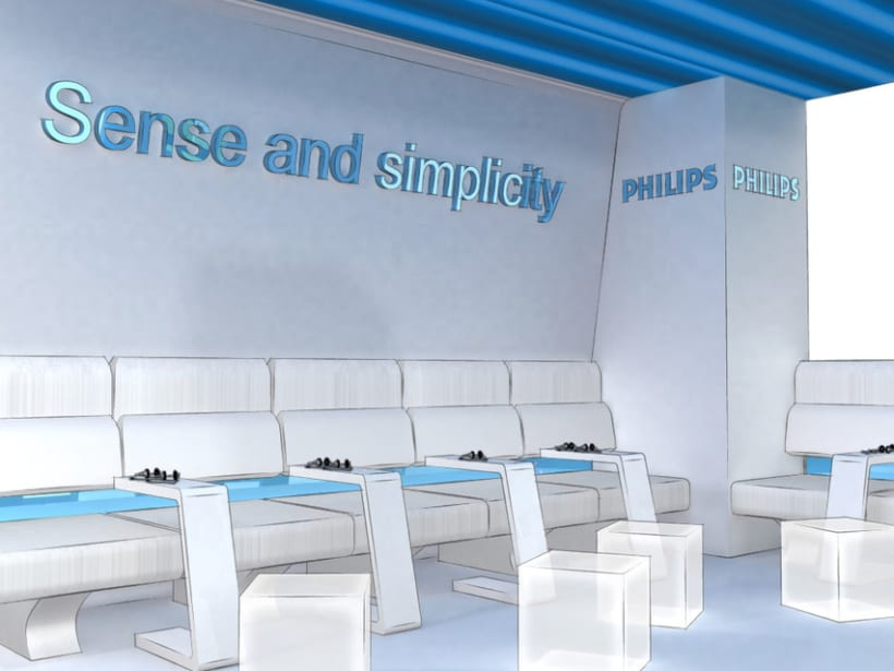 PHILIPS STAND 01 3