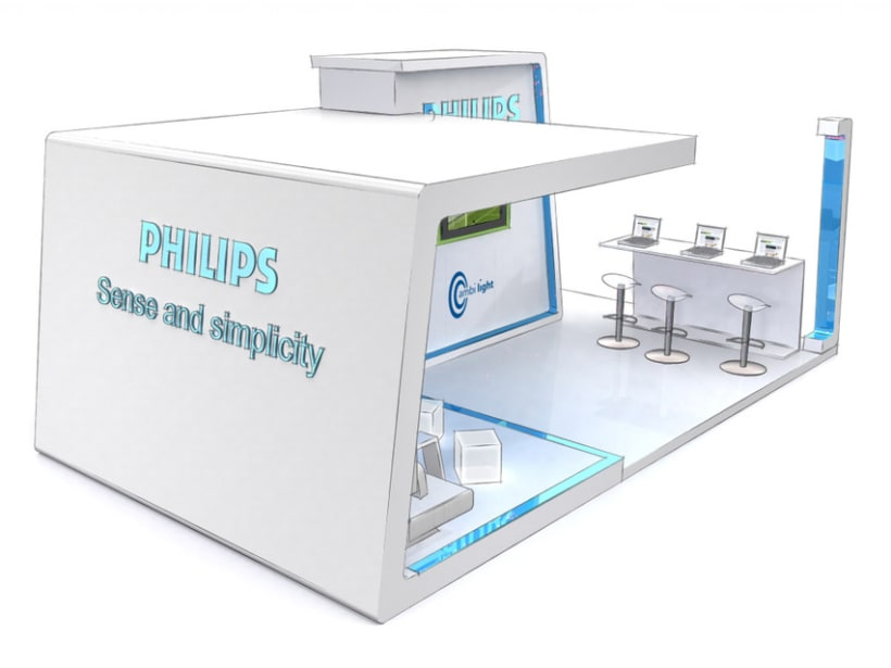 PHILIPS STAND 01 4