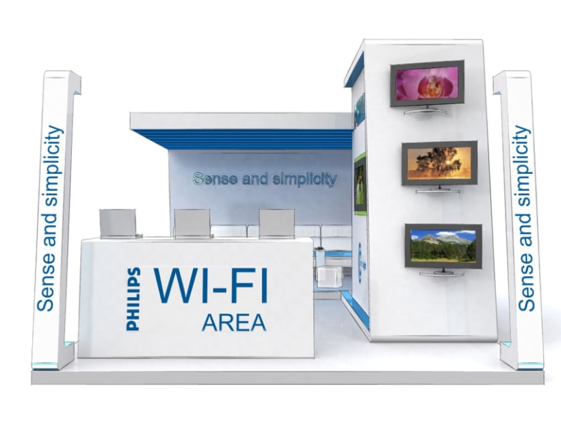 PHILIPS STAND 01 5