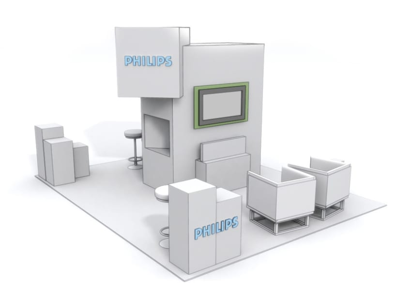 PHILIPS STAND 02 1