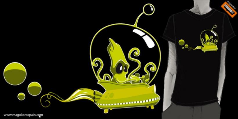 Diseño Camisetas MAGOKORO 5