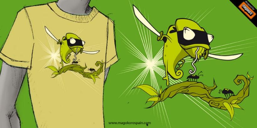 Diseño Camisetas MAGOKORO 4