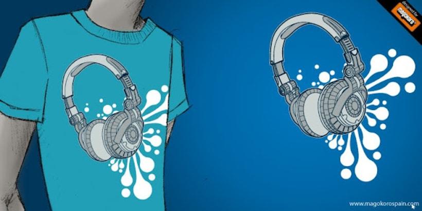 Diseño Camisetas MAGOKORO 2