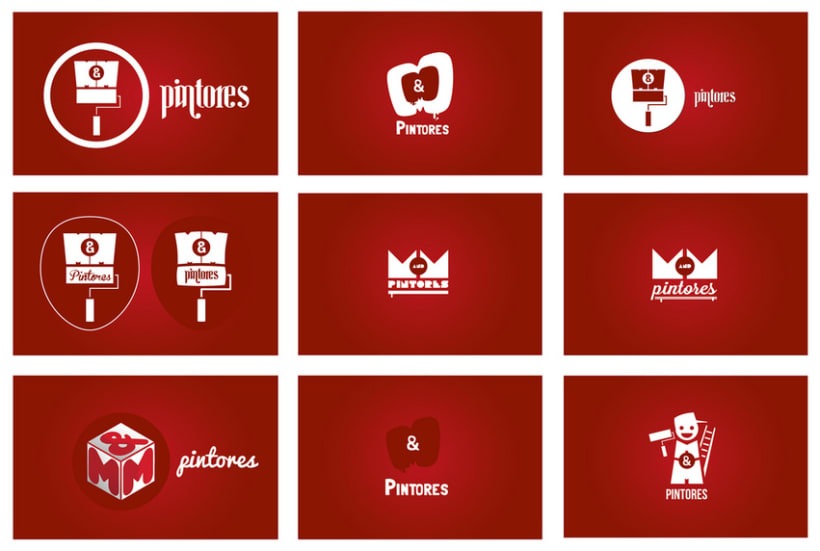 Propuestas Logo m&m 2