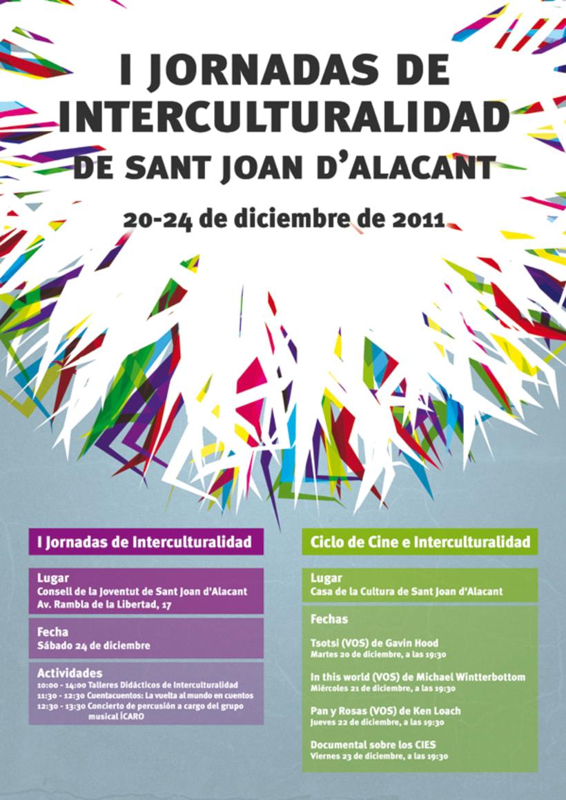 Jornadas Interculturalidad de Sant Joan d'Alacant 2