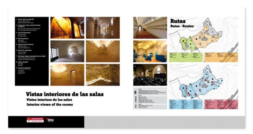 Túnel acceso Sta. Bárbara 7