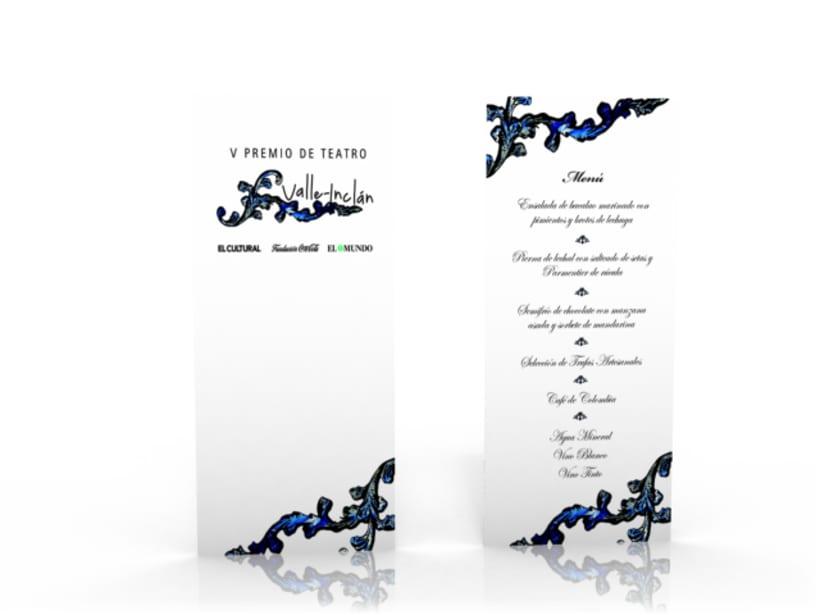 Premios Valle-Inclán 4