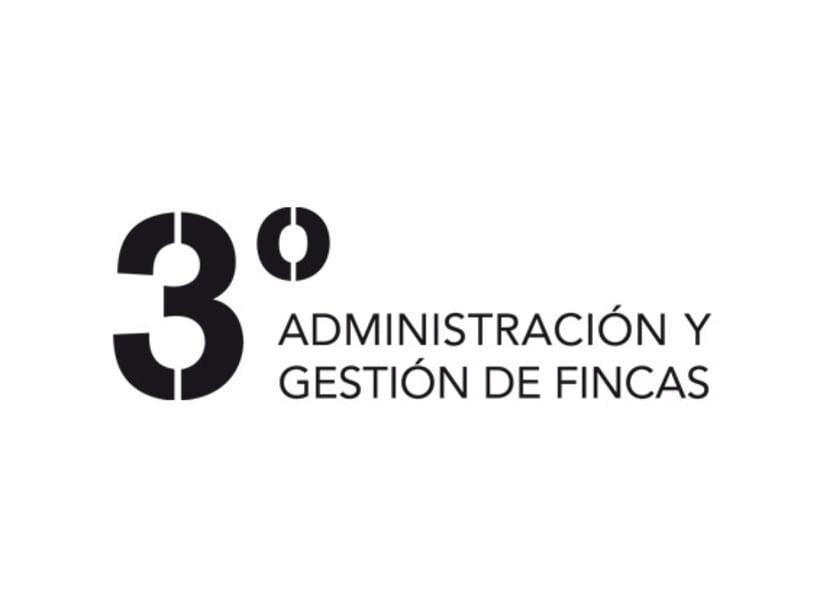 3º Administración y Gestión de Fincas 1