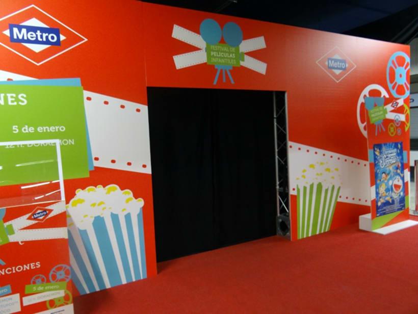 Metro Festival Cine Infantil 7
