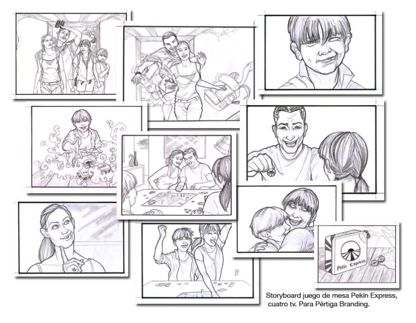 Story Boards 1