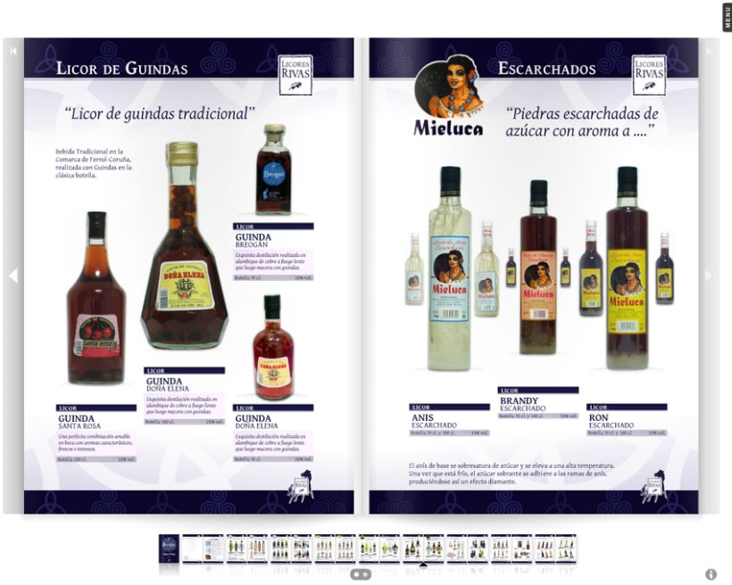 Licores Rivas catálogo bebidas 2012 4