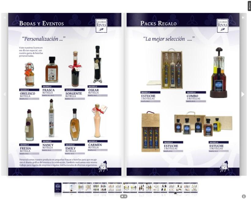 Licores Rivas catálogo bebidas 2012 5