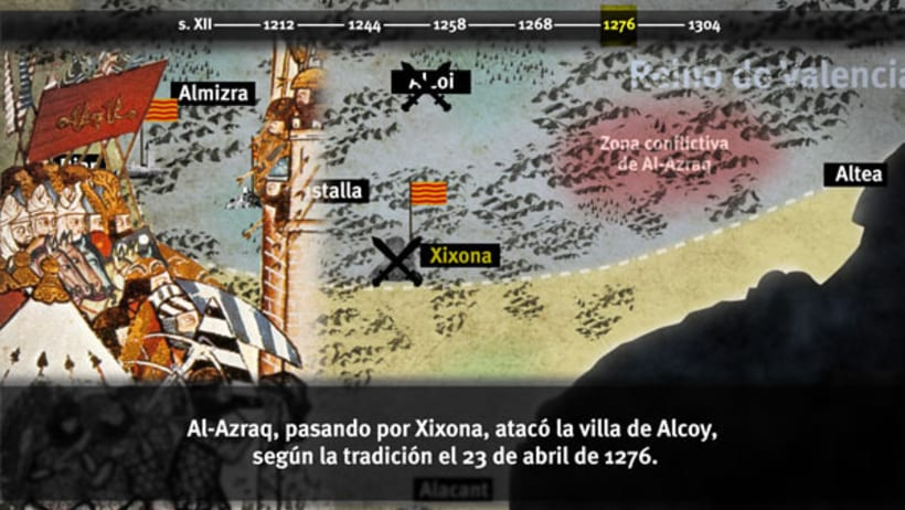 Xixona, Clau del Regne 35