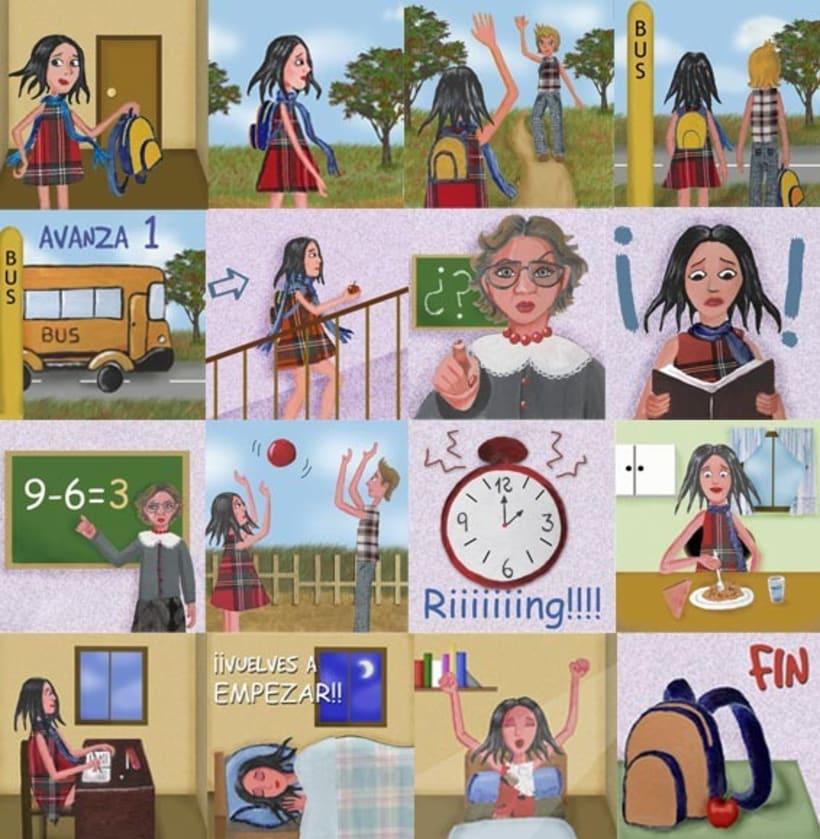 Ilustraciones para Asprona 2