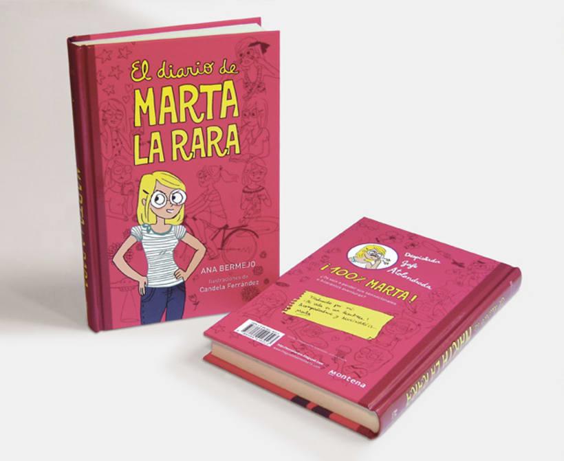El diario de Marta la Rara 1