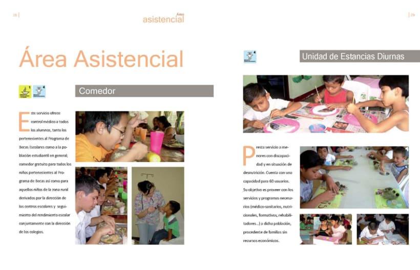 Memoria de actividades institucional 6